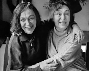 Helga und Ilse Aichinger