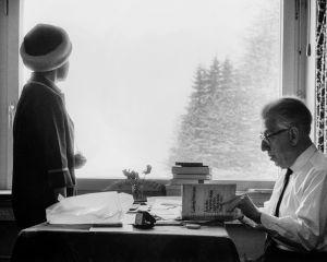 Sascha und Ludwig Marcuse